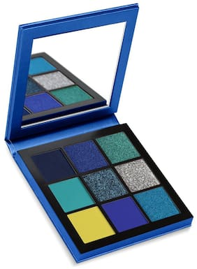 HUDA Professional Makeup Obsessions Eyeshadow Palette Sapphire (Pack of 1)