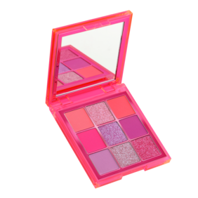 HUDA Professional Makeup Neon Obsessions Palette Pink (Pack of 1)