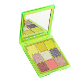 HUDA Professional Makeup Neon Obsessions Palette Green