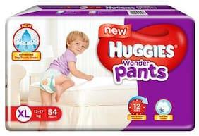 Huggies Wonder Pants Extra Large Diapers 54 pcs