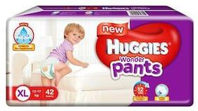 Huggies Wonder Pants Extra Large Diapers 42 pcs