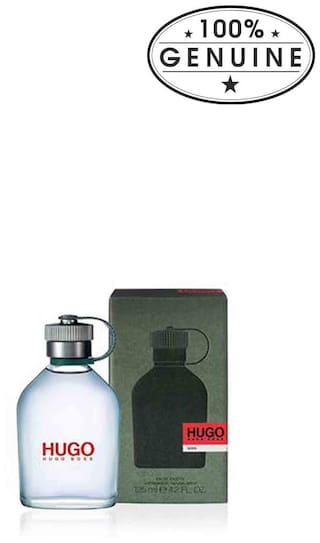 44fa354049e Buy Hugo Boss Green Men EDT 125 ml Online at Low Prices in India ...
