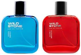 Wild Stone Hydra Energy And Ultra Sensual Perfume Combo (100 ml)