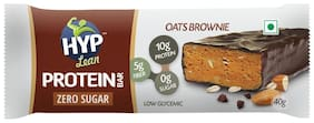 HYP LEAN - Sugarfree Protein Bar - Oats Brownie (Box of 6 Bars)