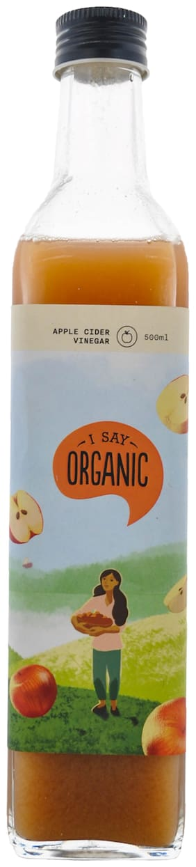I SAY ORGANIC Vinegar 500ml