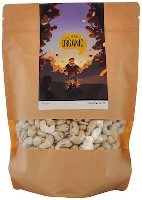 I SAY ORGANIC Cashew Nut (Plain) 500gm
