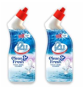 i2u Toilet Bowl Cleaner - 500 Ml (Pack Of 2)