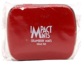 IMPACT Sugar Free Mints - Strawberry 14 g