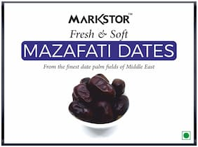 Imported Fresh & Soft Mazafati Dates (Khajoor) (1 kg)