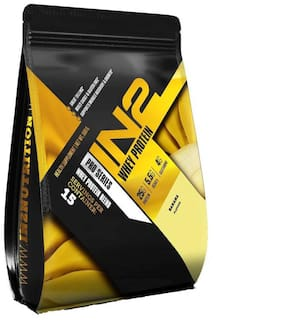IN2 Whey Protein 500 g - Banana