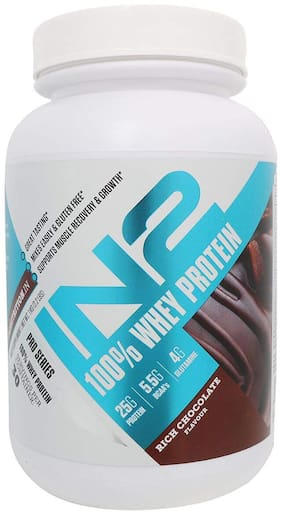 IN2 100% Whey Protein 1kg Rich Chocolate