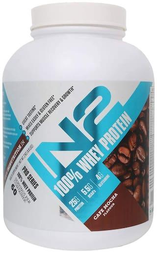 IN2 100% Whey Protein 2kg Cafe Mocha