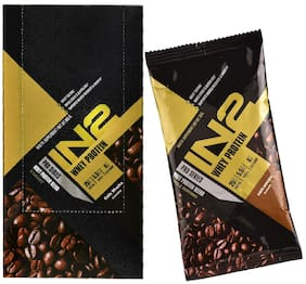 IN2 Whey Protein Cafe mocha 5 Sachets 33g Each (Pack of 1)