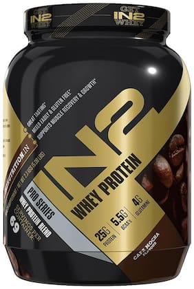 IN2 Whey Protein Caf  Mocha 2.3 Kgs (5lbs)
