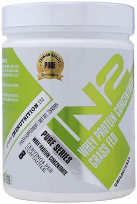 IN2 Whey Protein Concentrate grass Fed 250 g
