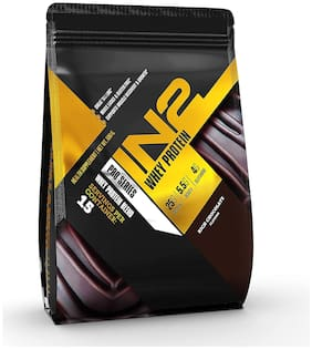 IN2 Whey Protein 500 g - Rich Chocolate