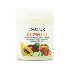 Inatur De-Tan 3 in 1 Face Cream 400 Gram