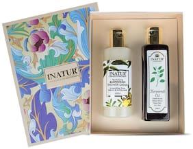 Inatur Karpooradi Ayurvedic Gift Box 400ml