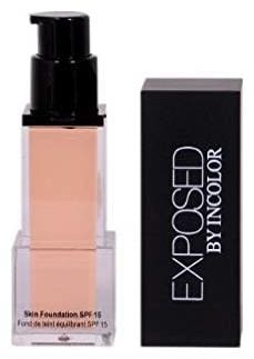 Incolor Cruelty Free Makeup Foundation 30 ml