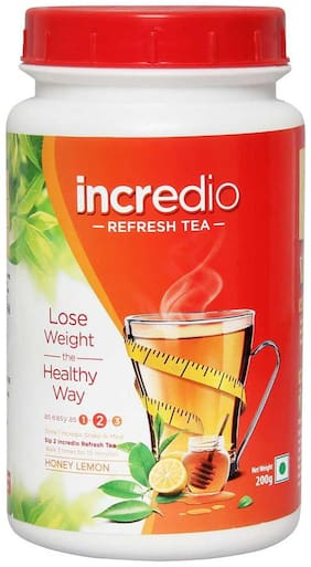 Incredio ReFresh Tea 200 g Honey Lemon