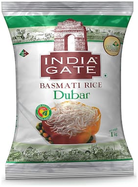 India Gate Basmati Rice - Dubar 1 kg