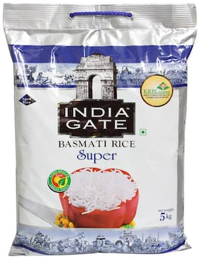 India Gate Basmati Rice - Super 5 kg