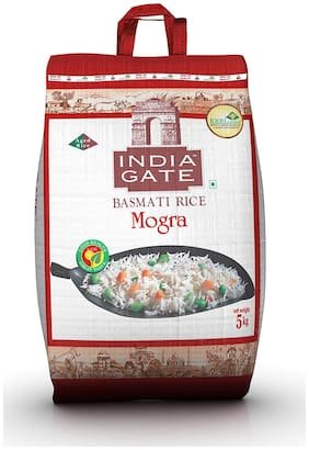 India Gate Basmati Rice - Mogra 5 kg