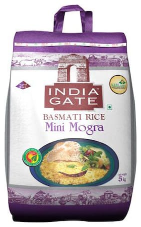 India Gate Rice - Basmati  Mini Mogra 5 kg