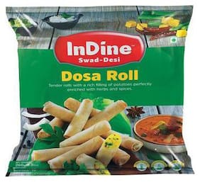 Indine Dosa Roll 260 g