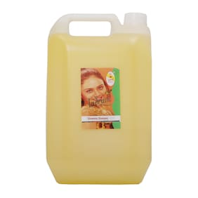 Indrani Economy Regular Shampoo For Women To Reduce Hair Fall, Promote Hair Growth, Control Dandruff 1 Litre