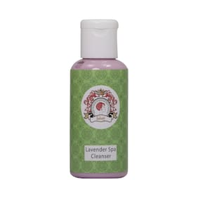 Indrani Lavender Spa Cleanser For Women Promotes Skin Softness And Smoothness 50 ml