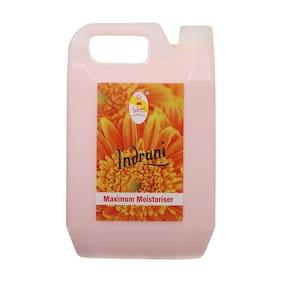 Indrani Maximum Moisturiser For Women Make Skin Glow And Smoothness 5 Litre