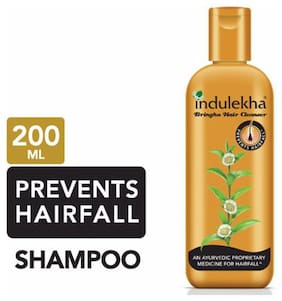 Indulekha Shampoo - Bringha  Anti-Hairfall 200 ml