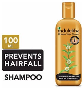 Indulekha Shampoo - Bringha  Anti-Hairfall 100 ml