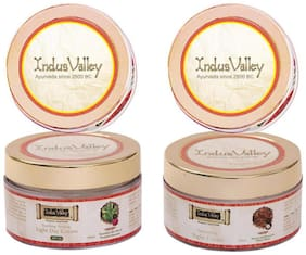 Indus Valley Night Cream & Light Day Cream Combo Pack of 2