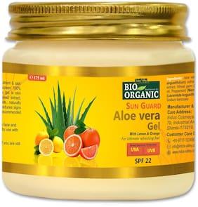 Indus Valley Bio Organic Sun Guard Aloe Vera Gel-175 ml