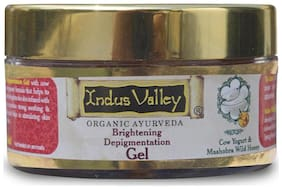 Indus Valley Cow Yogurt & Honey Brightening Depi gm entation Gel