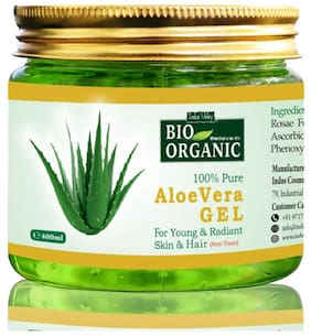 Indus Valley Aloe Vera Gel 400 ml