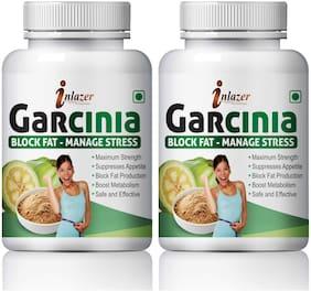 Inlazer Garcinia Herbal Capaules For Burning Extra Fat 500mg 100% Ayurvedic