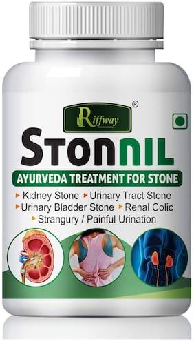 Inlazer Stonnil Herbal Capsules For Primarily Used To Treat Kidney Stones 500mg 100% Ayurvedic