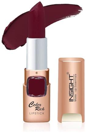 Insight Color Rich Matte Lipstick (Wine) 4.2 g
