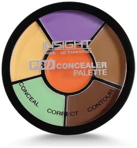 Insight Cosmetics Pro Concealer Palette - Corrector 15g (Pack of 1)