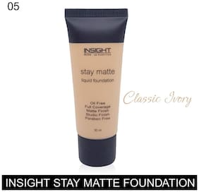 Insight Stay Matte Foundation - Classic Ivory (30ml)