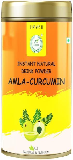 AGRI CLUB Instant Amla Curucmin Drink Powder Premium Quality 250 g