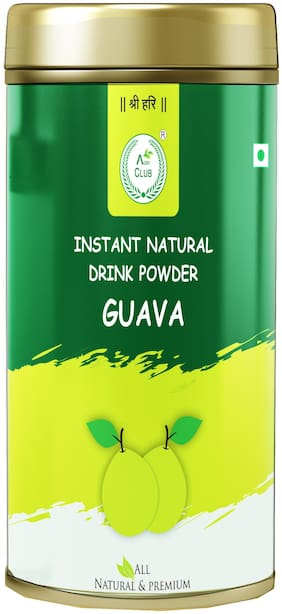AGRI CLUB Instant Guava Drink Powder Premium Quality 250 g