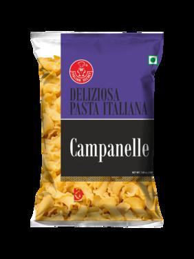 Italian Secret Pasta 200 gm Campanelle (Pack of 3)
