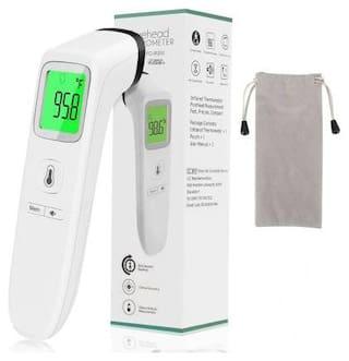 IZI Infrared Thermometer FC-IR202 Baby Thermometer  (White)