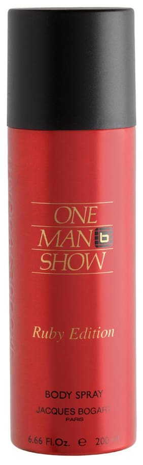 Jacques Bogart One Man Show Ruby Deo 200ml