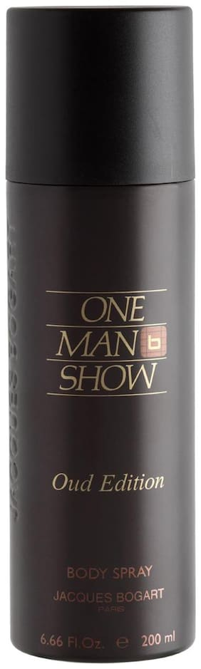 Jacques Bogart One Man Show Oud Deo 200ml