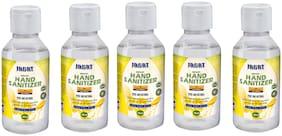 Jagat Hand Sanitizer 100 ml (Pack of 5)
